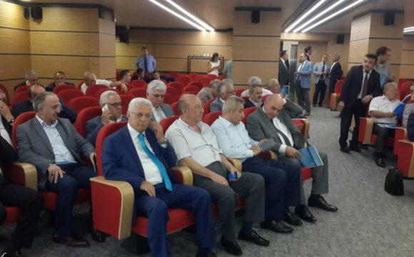 TESK' in Düzenlediği Toplantılara Katılım
